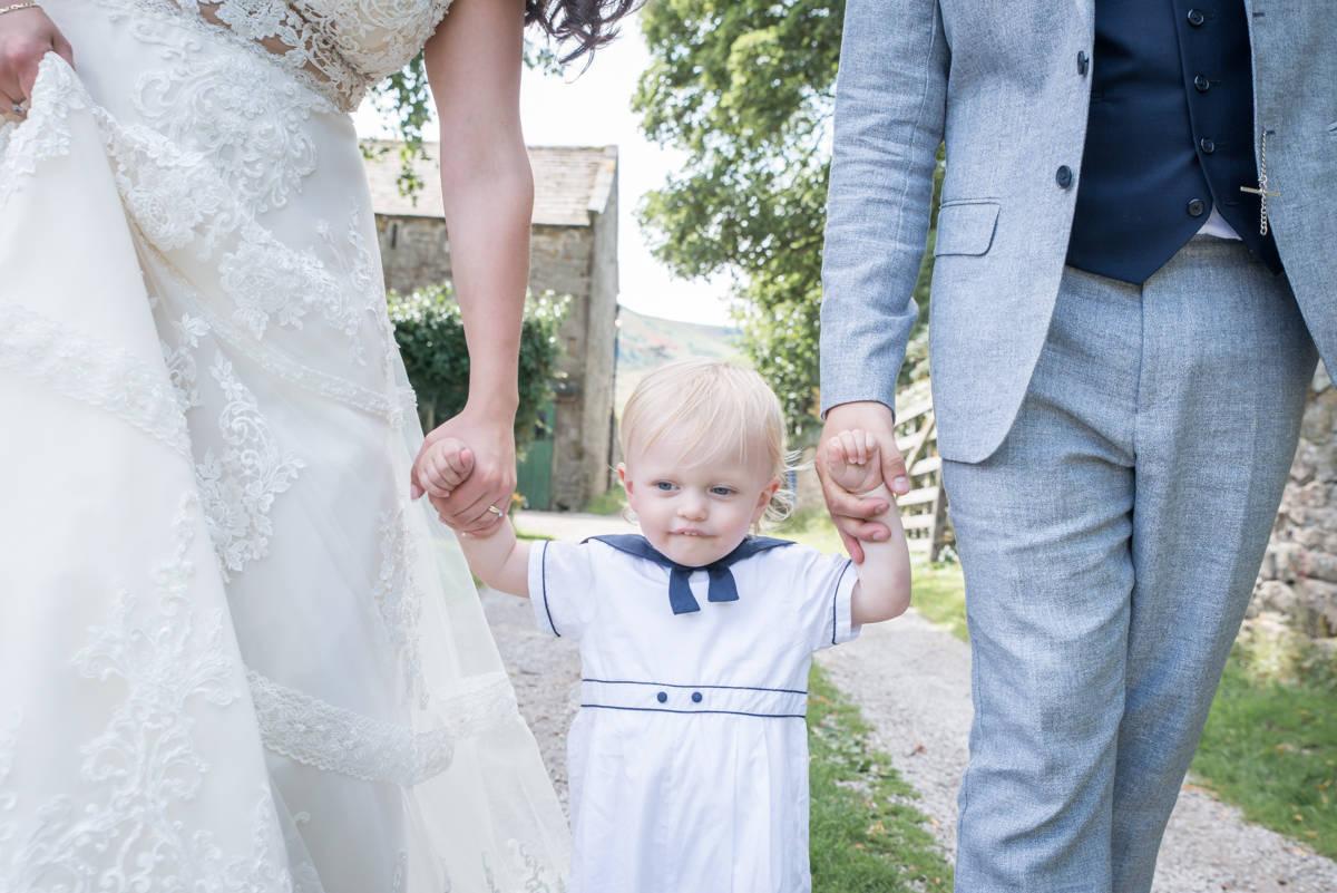 Yorkshire Wedding Photographer - Natural Wedding Photography - Burnsall Wedding Photographer (22 of 33).jpg