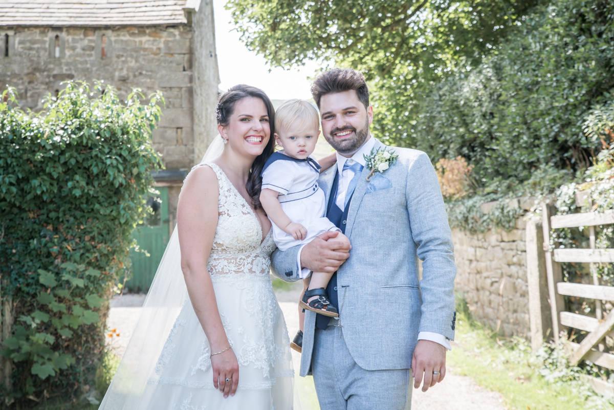 Yorkshire Wedding Photographer - Natural Wedding Photography - Burnsall Wedding Photographer (24 of 33).jpg