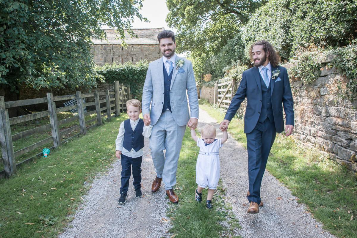 Yorkshire Wedding Photographer - Natural Wedding Photography - Burnsall Wedding Photographer (26 of 33).jpg