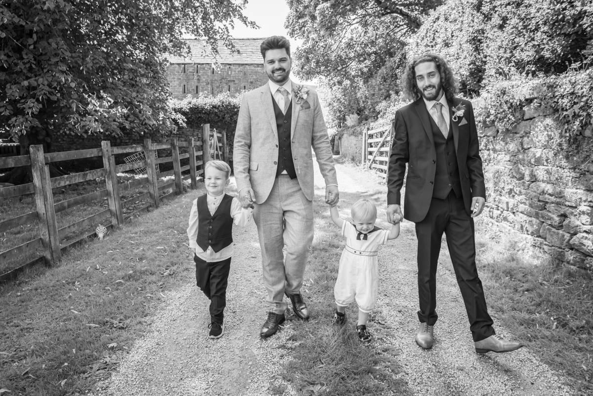 Yorkshire Wedding Photographer - Natural Wedding Photography - Burnsall Wedding Photographer (27 of 33).jpg