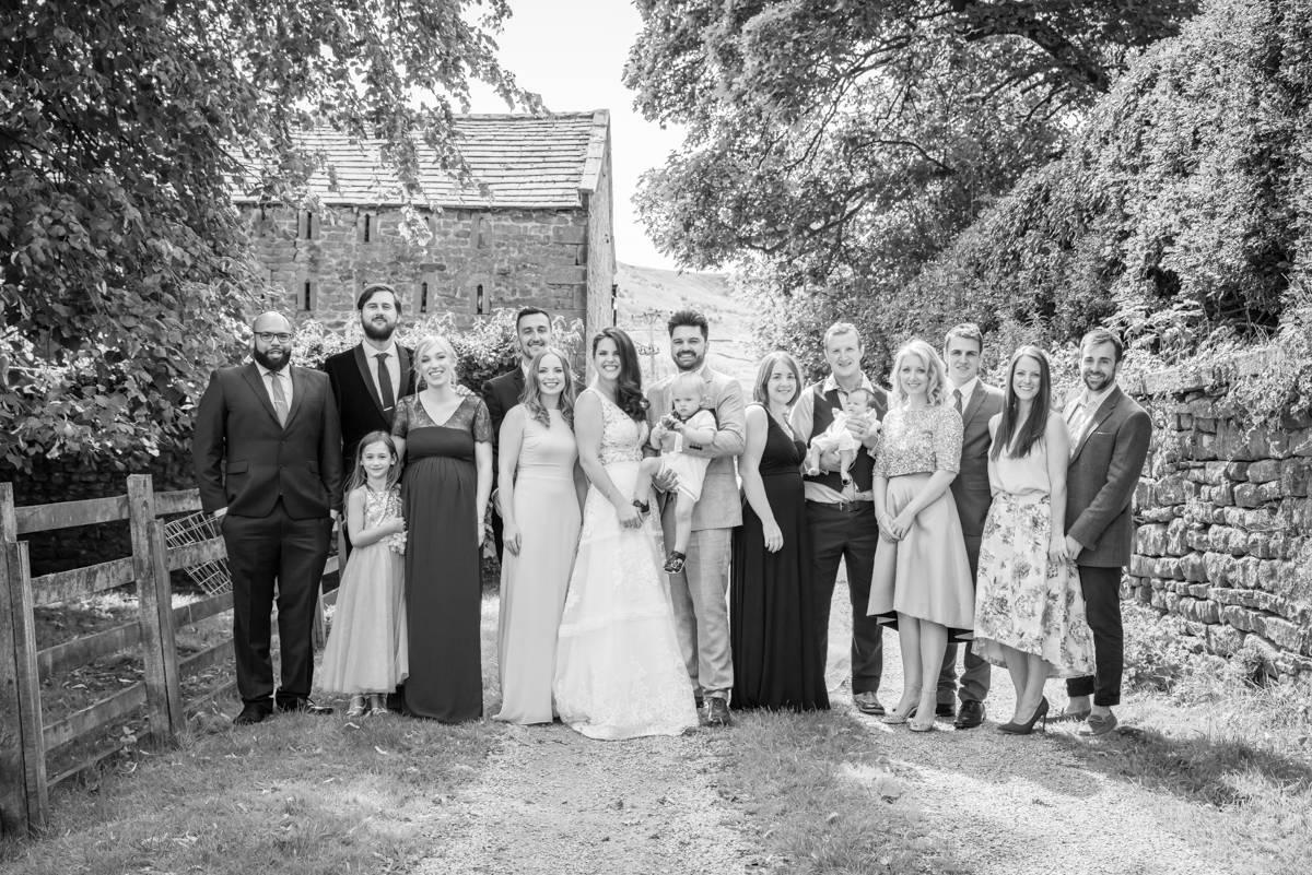 Yorkshire Wedding Photographer - Natural Wedding Photography - Burnsall Wedding Photographer (33 of 33).jpg