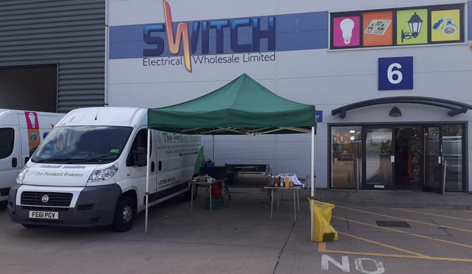 Mobile Catering for Switch Electrical Peterborough 01.jpg