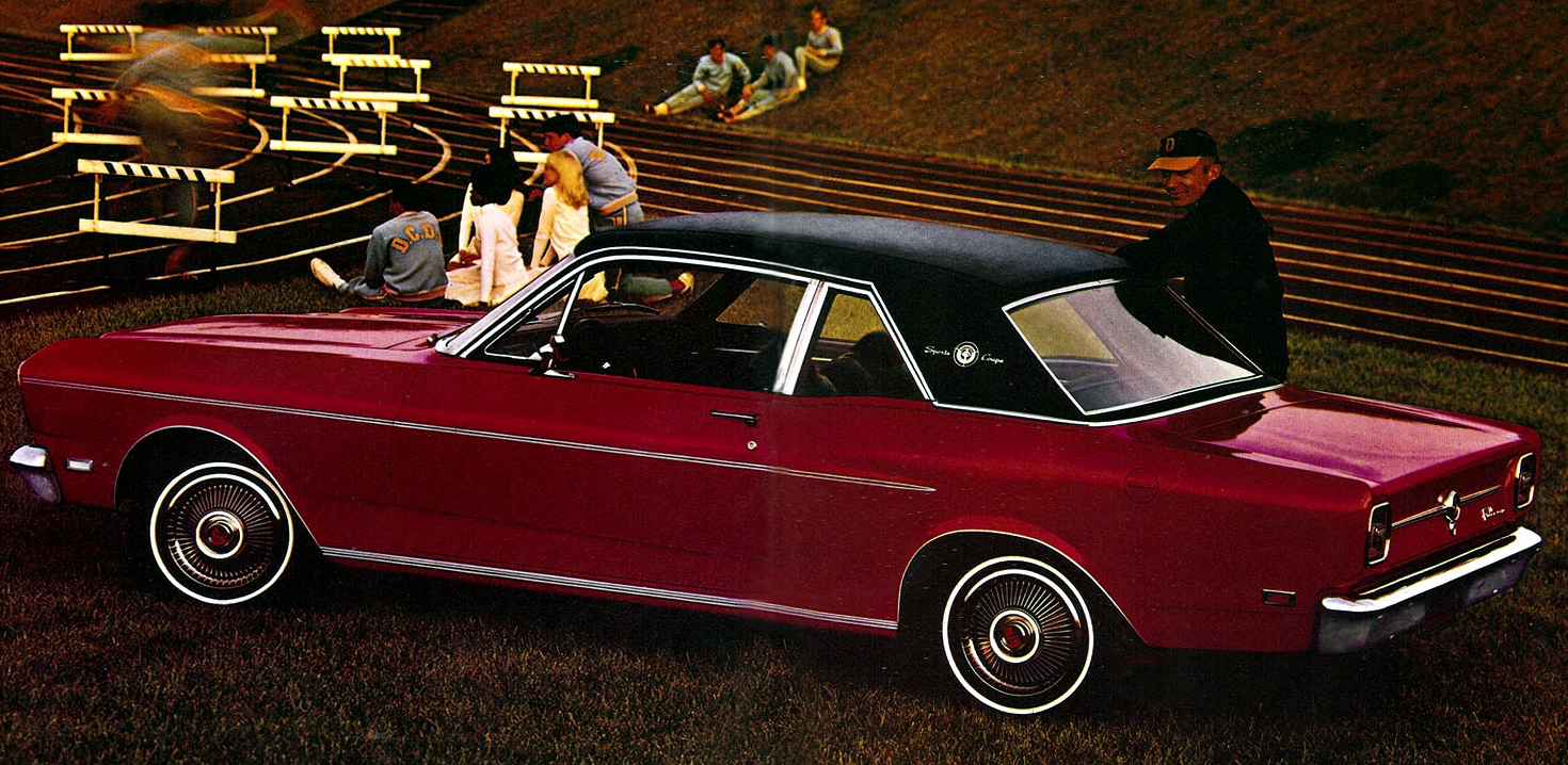 Advertisement for the 1969 Falcon.