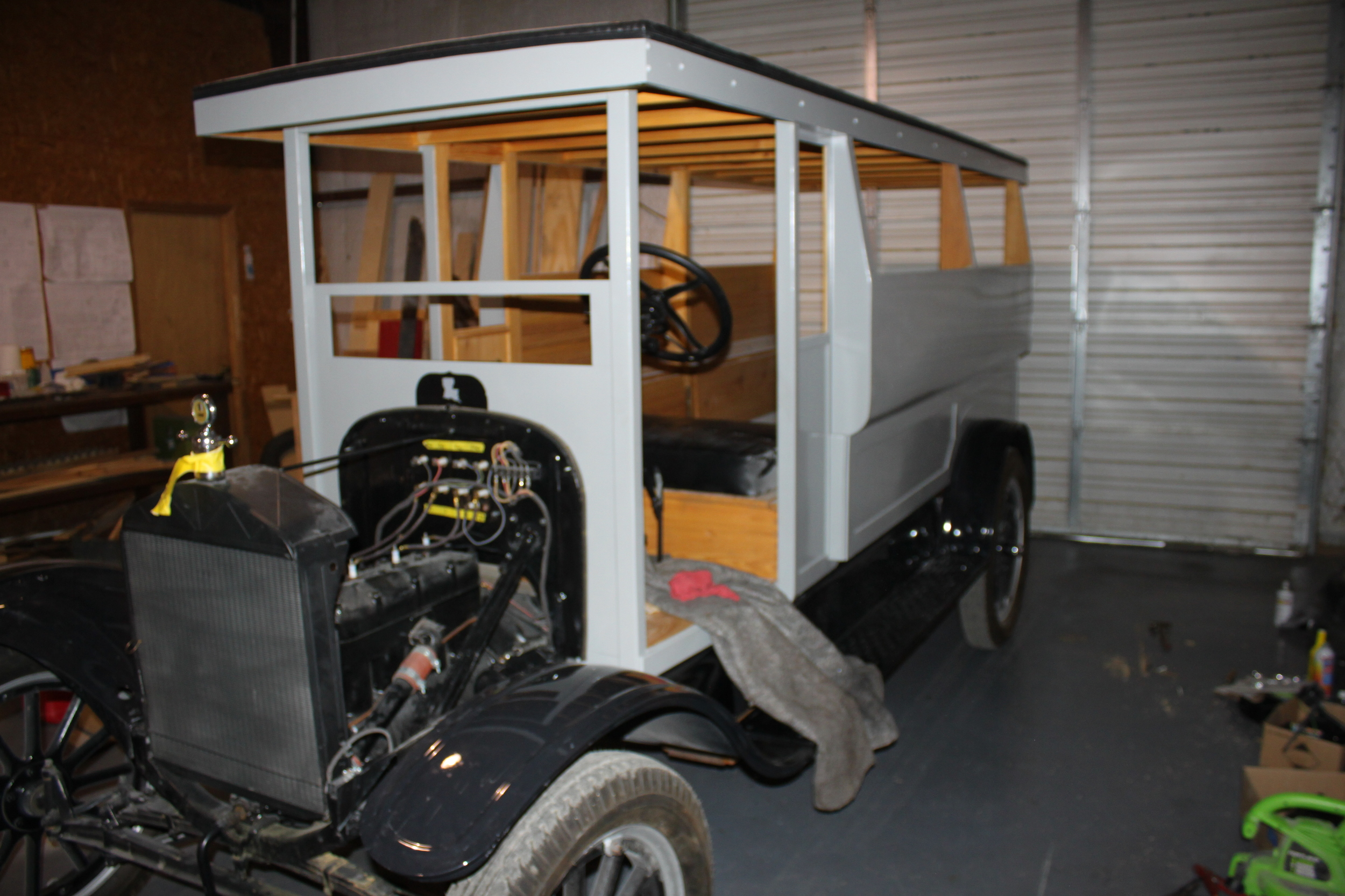 1927 Ford Model T Bus
