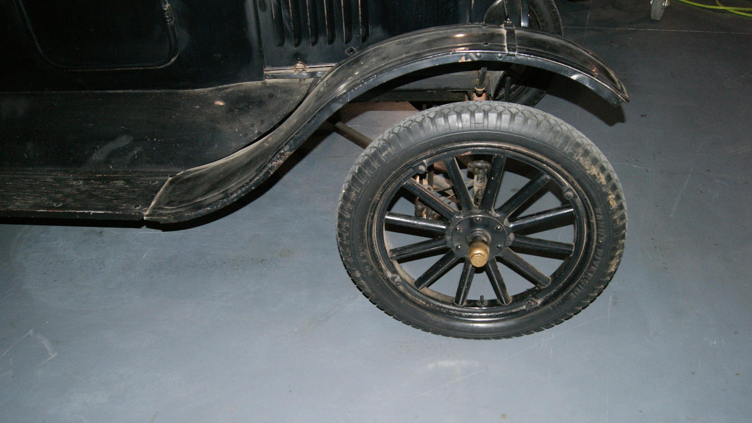 1924 Ford Model T Truck