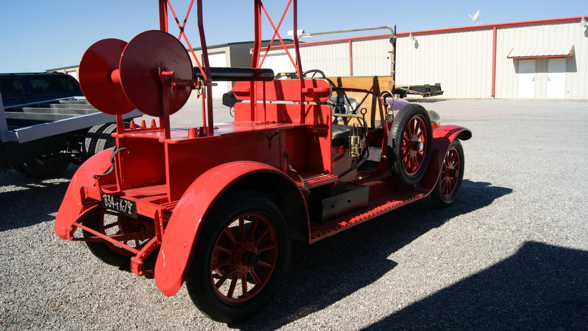 1924 Delahaye Fire Engine