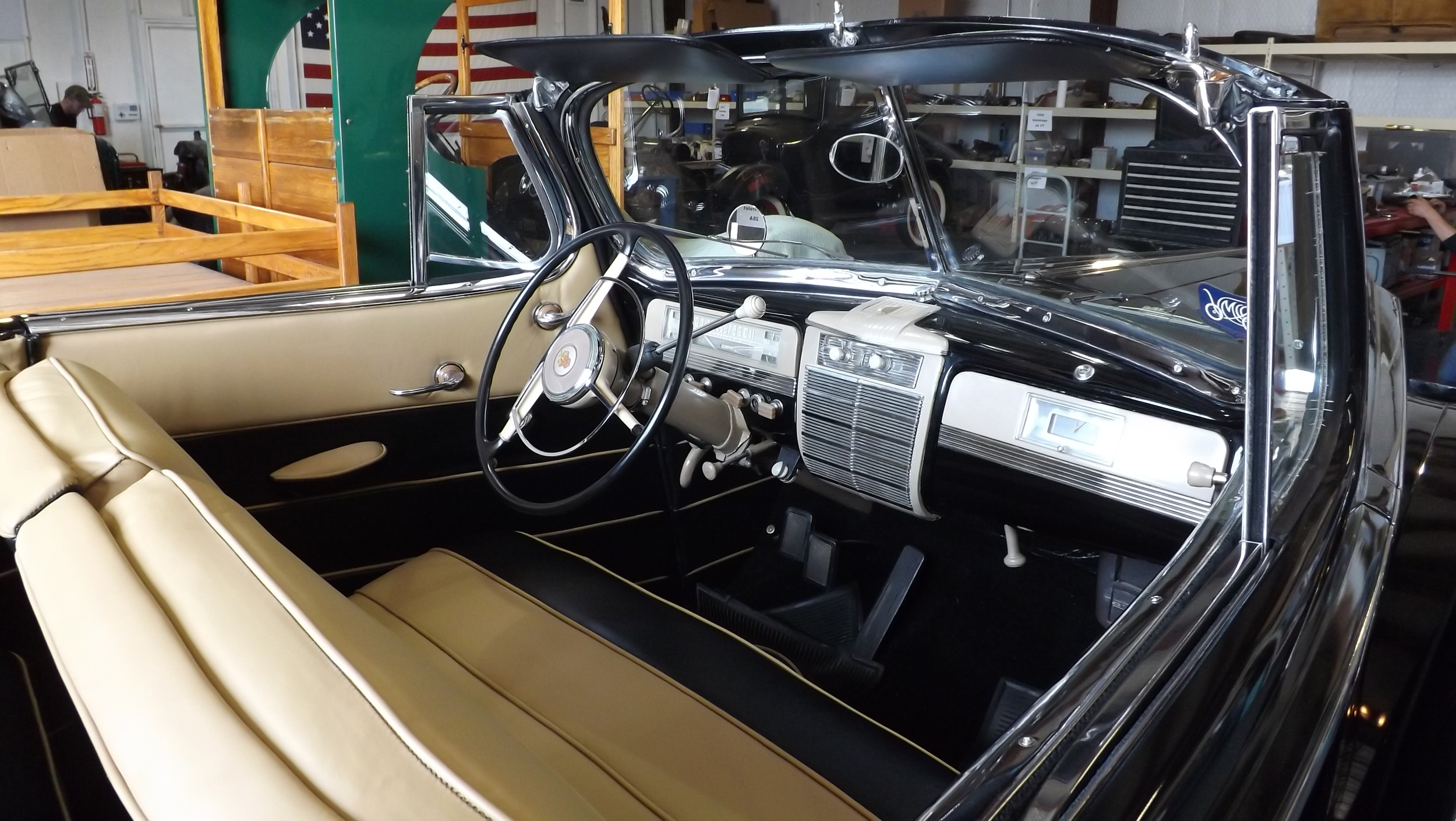 1941 Packard Super 8