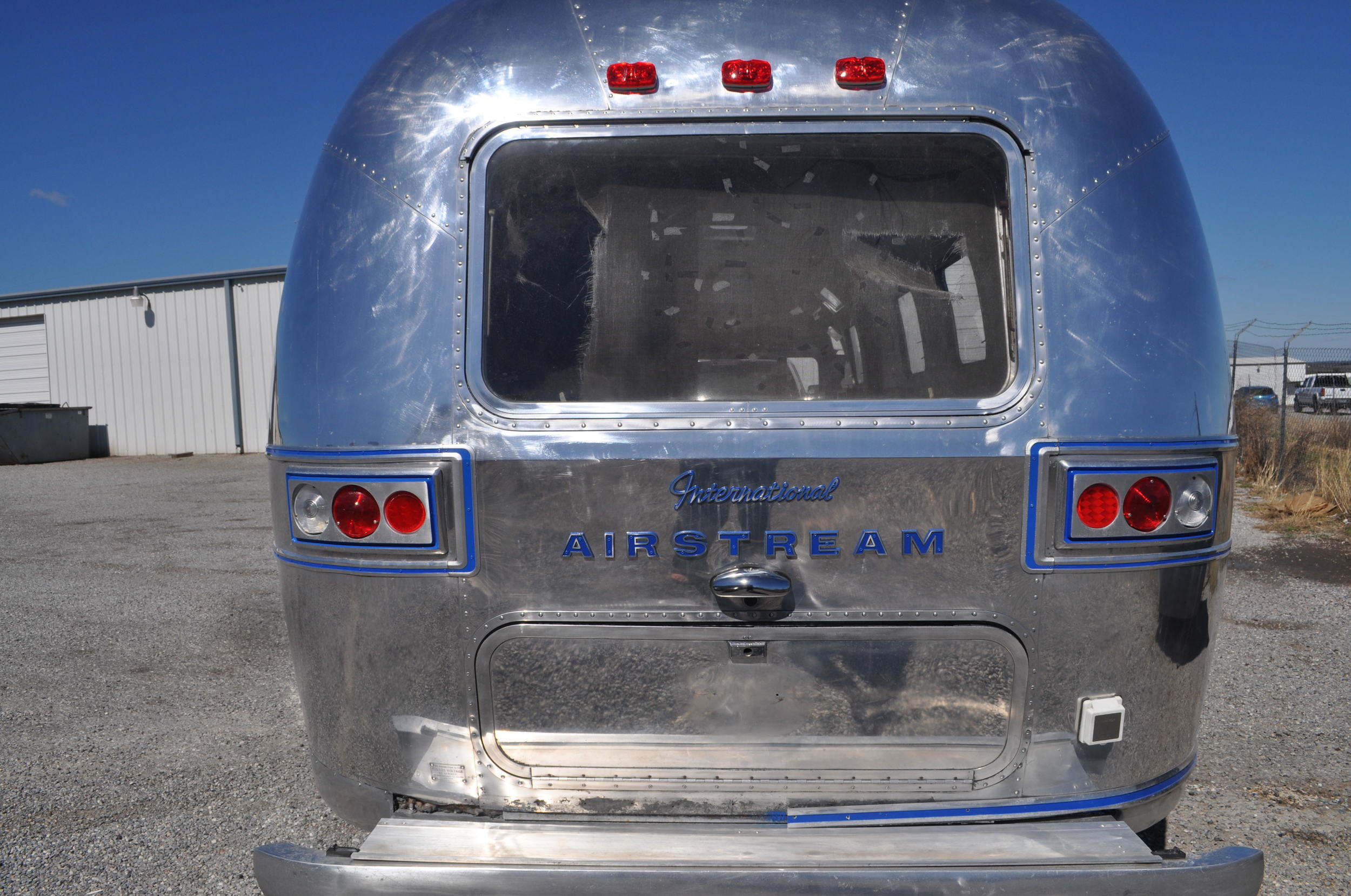 1971 31' Airstream Sovereign