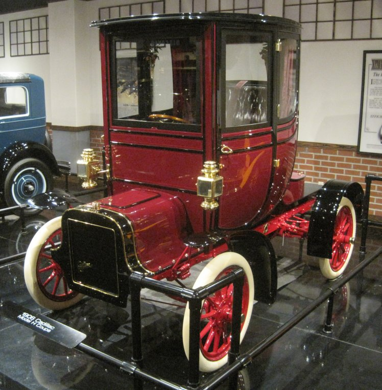1906 Cadillac Model H -  Now With Air Conditioning!