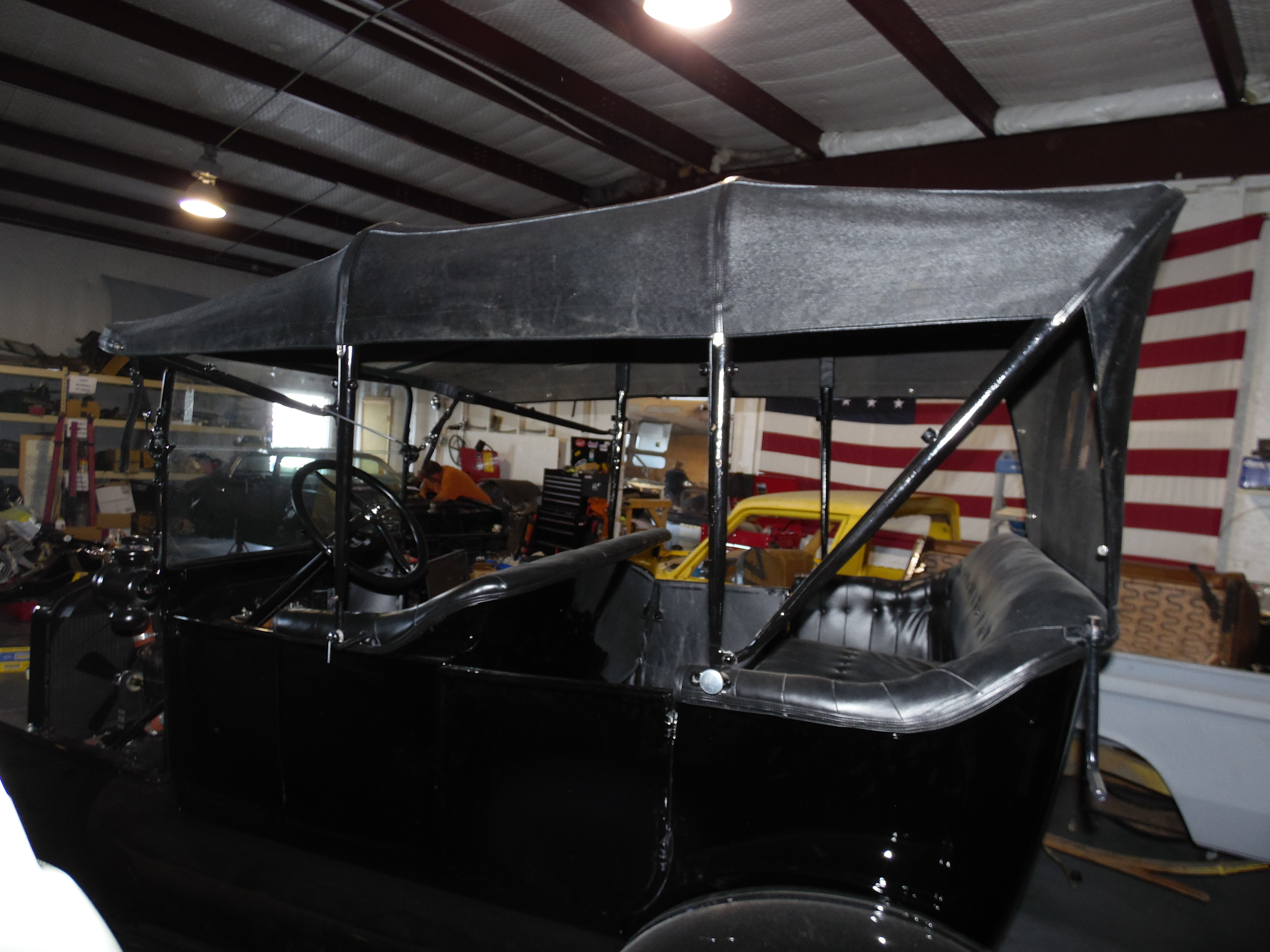 1917 Ford Model T Touring