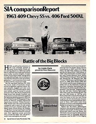 Ford Galaxie ad