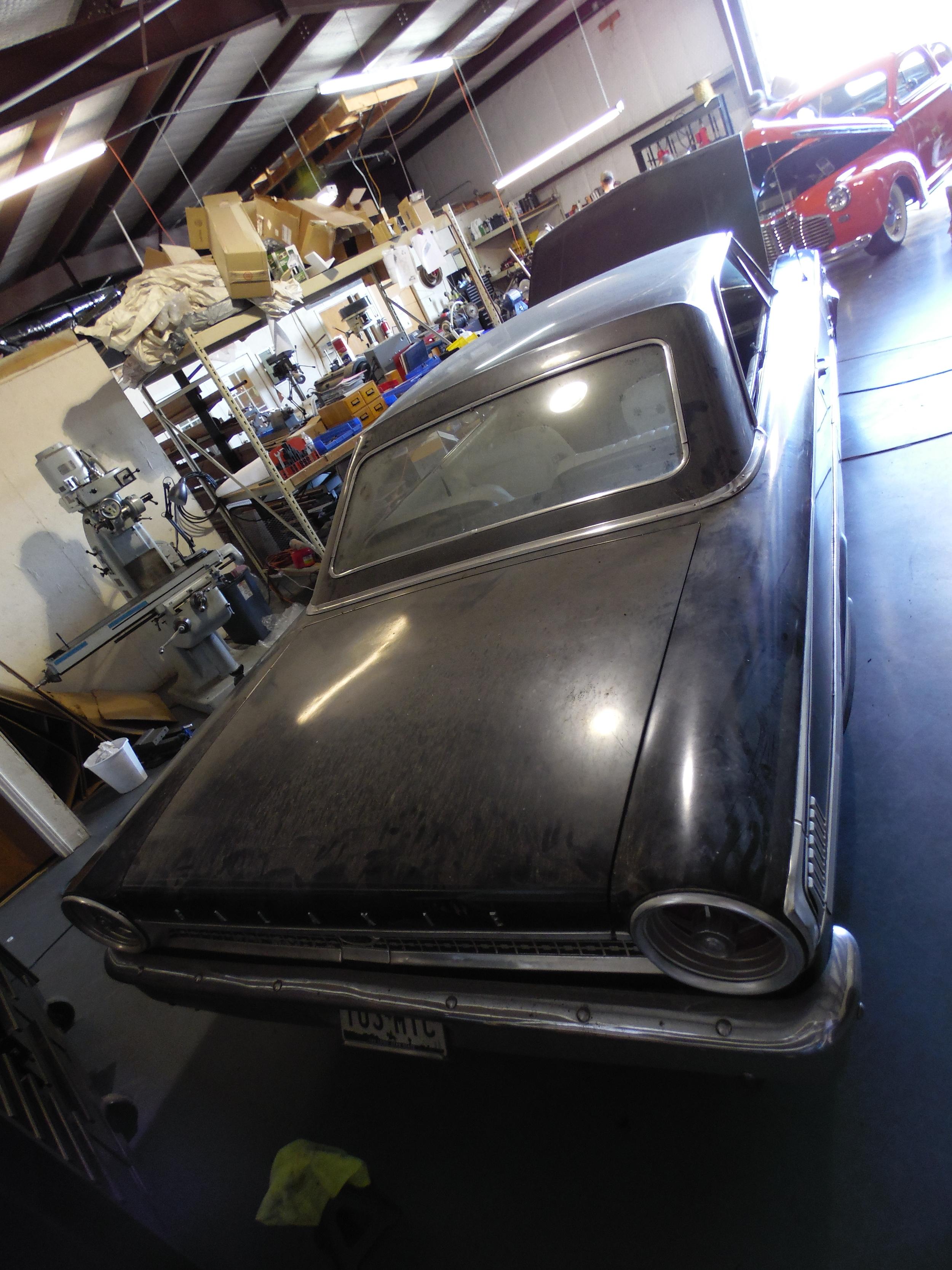 1963 1/2 Ford Garlaxie