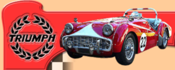 Red River Triumph Car Club
