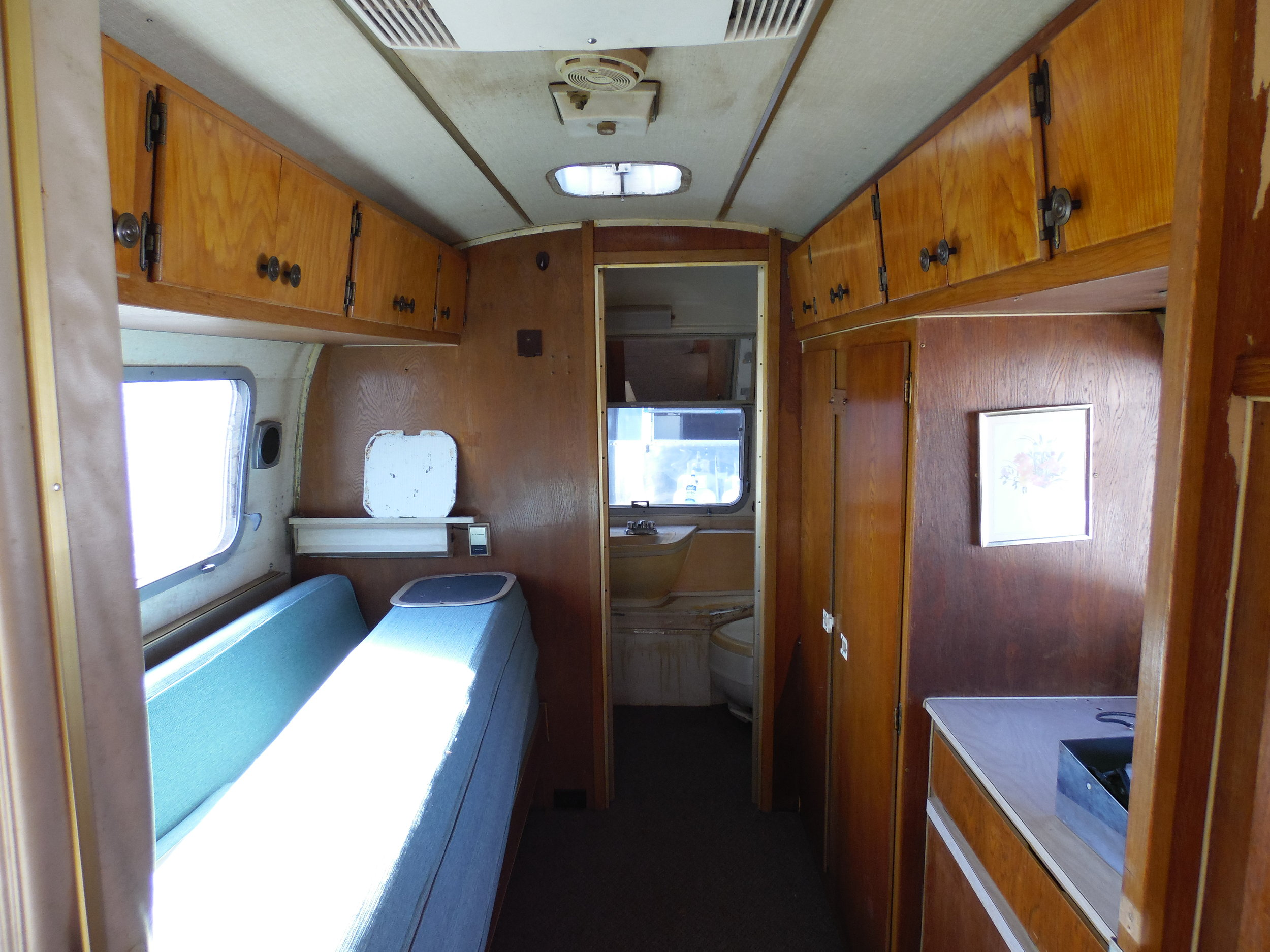 1970 Airstream Overlander