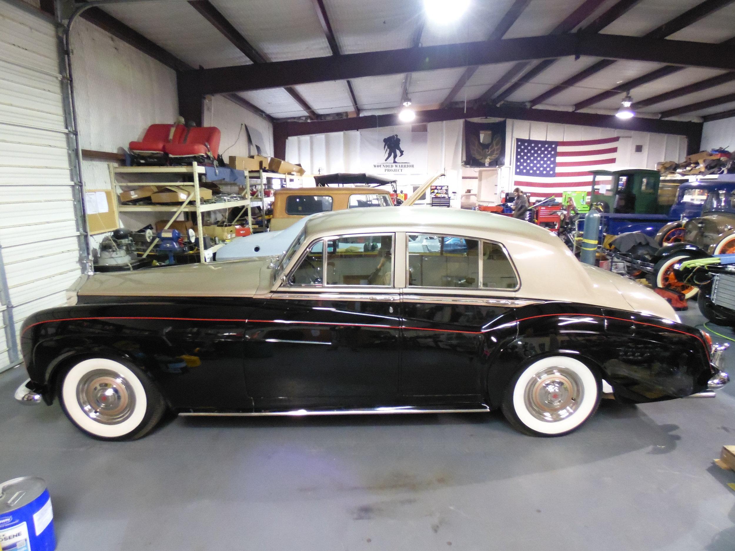 1965 Rolls Royce Silver Cloud