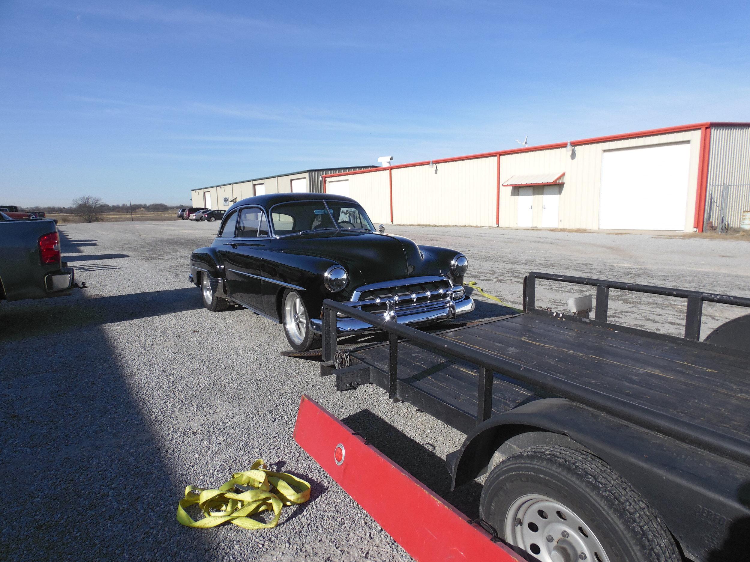 1952 Chevrolet Deluxe
