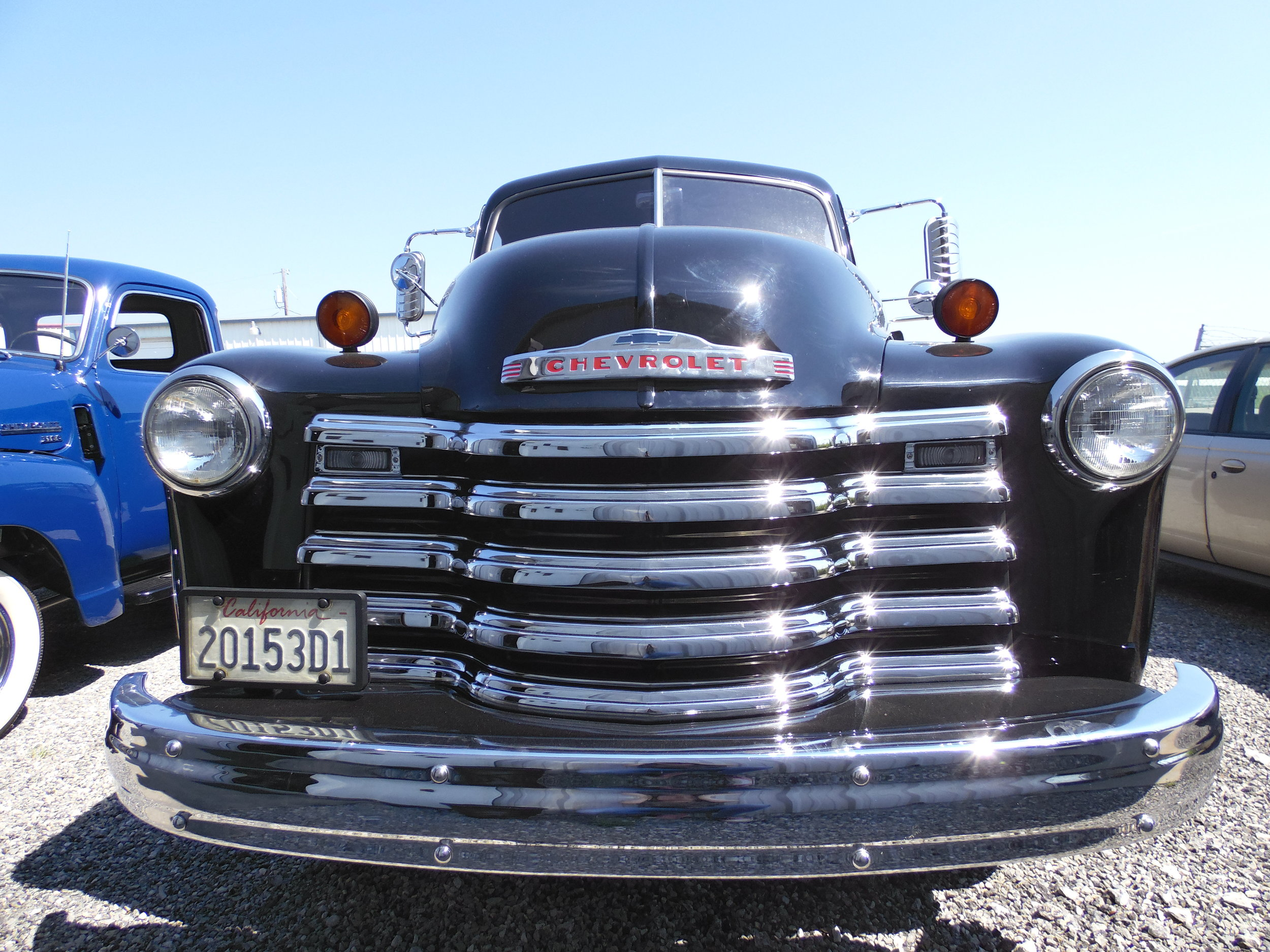 1951Chevrolet Dually - 2016 Texoma Vintage & Classic Car Club - Class Award