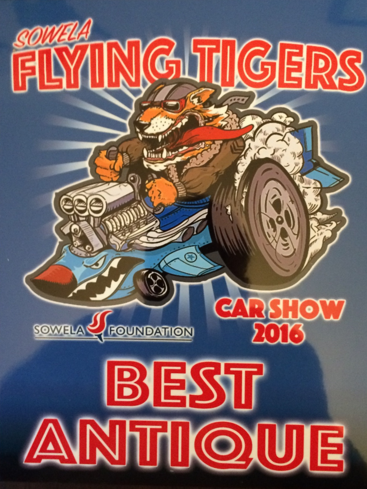 Sowela Flying Tigers Award for Best Antique