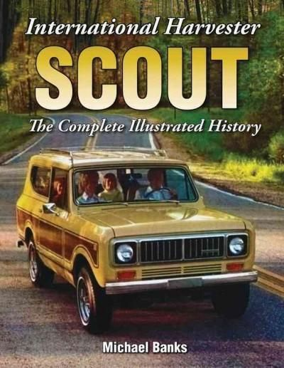 International Harvester Scout ad