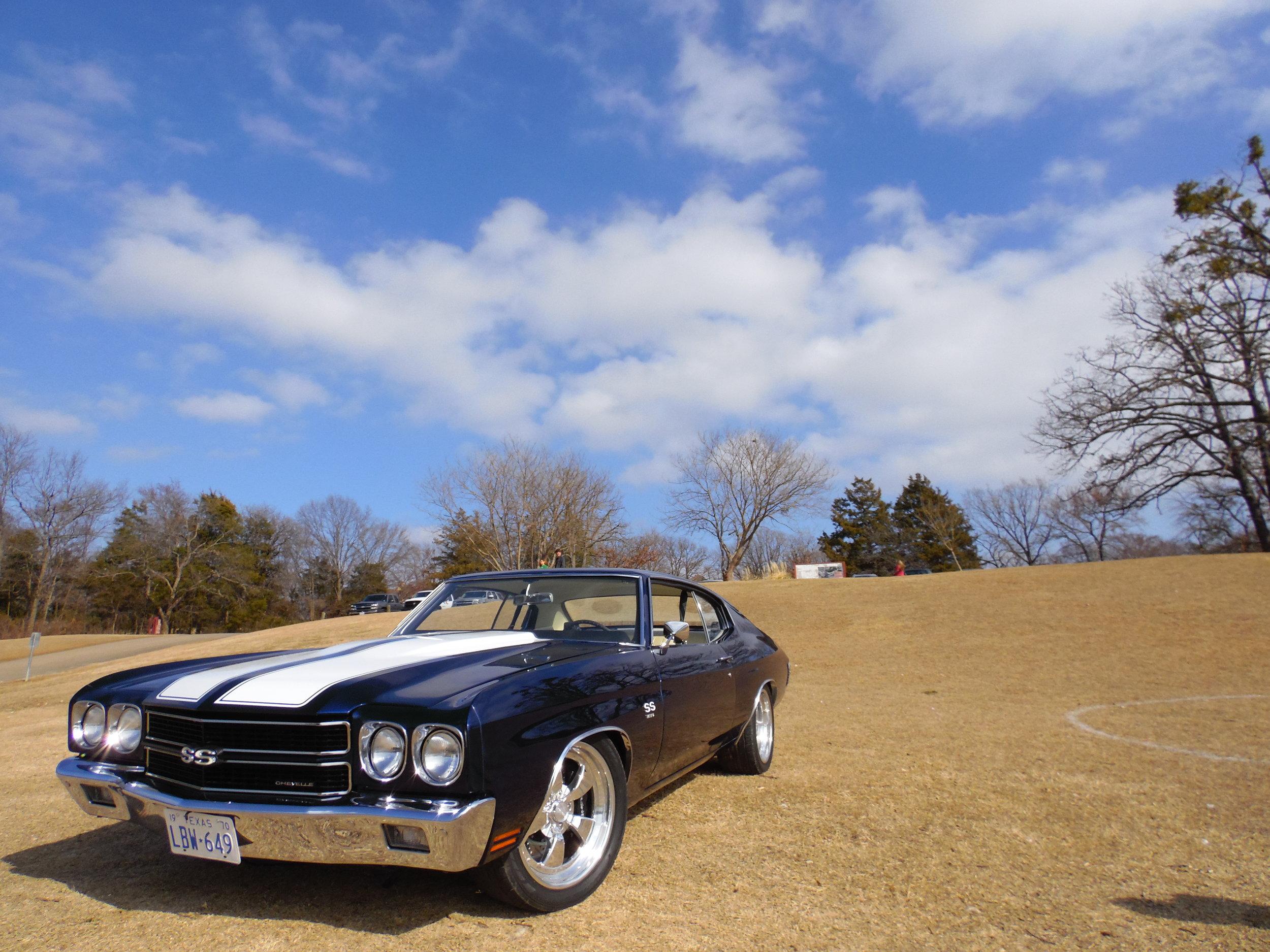 1970 Chevrolet Chevelle SS