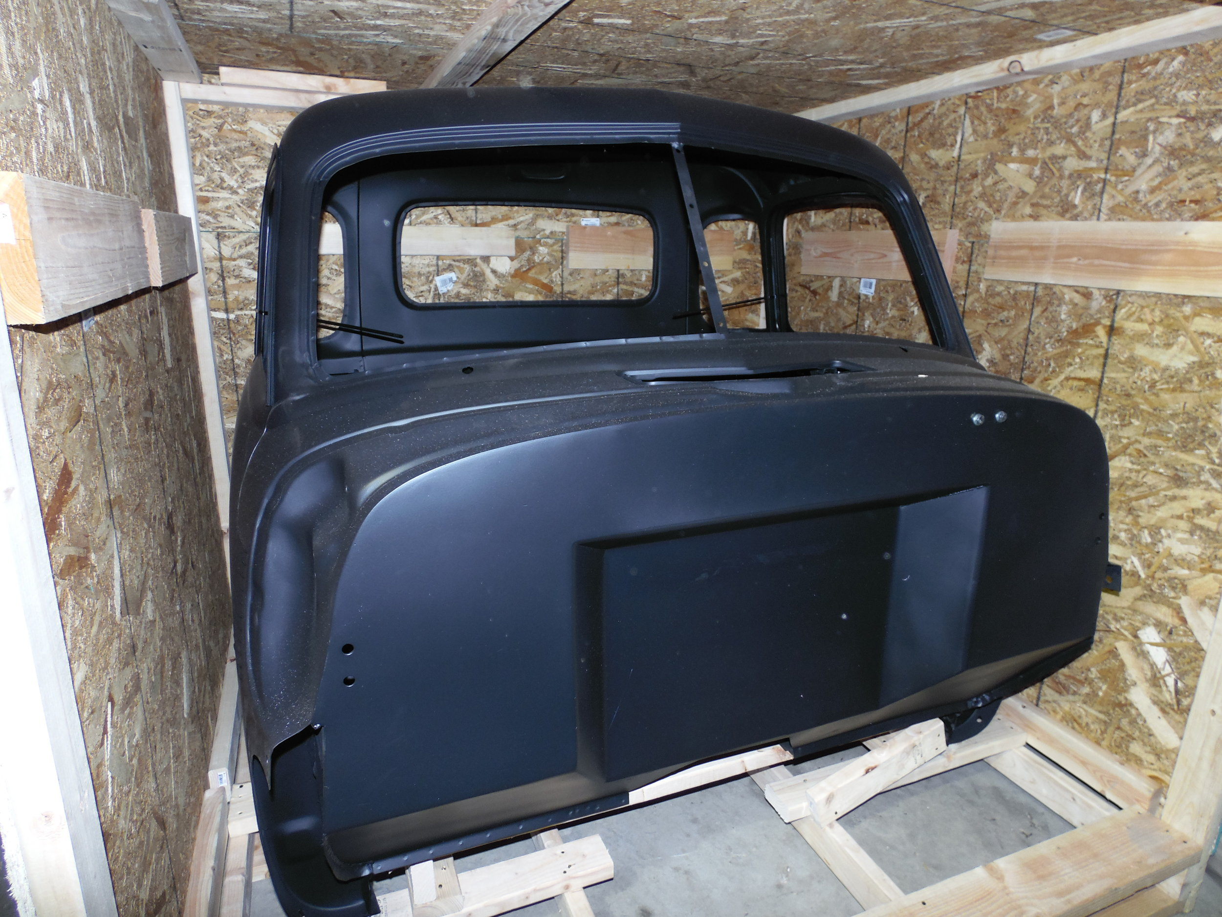 1951 Chevrolet Double Cab