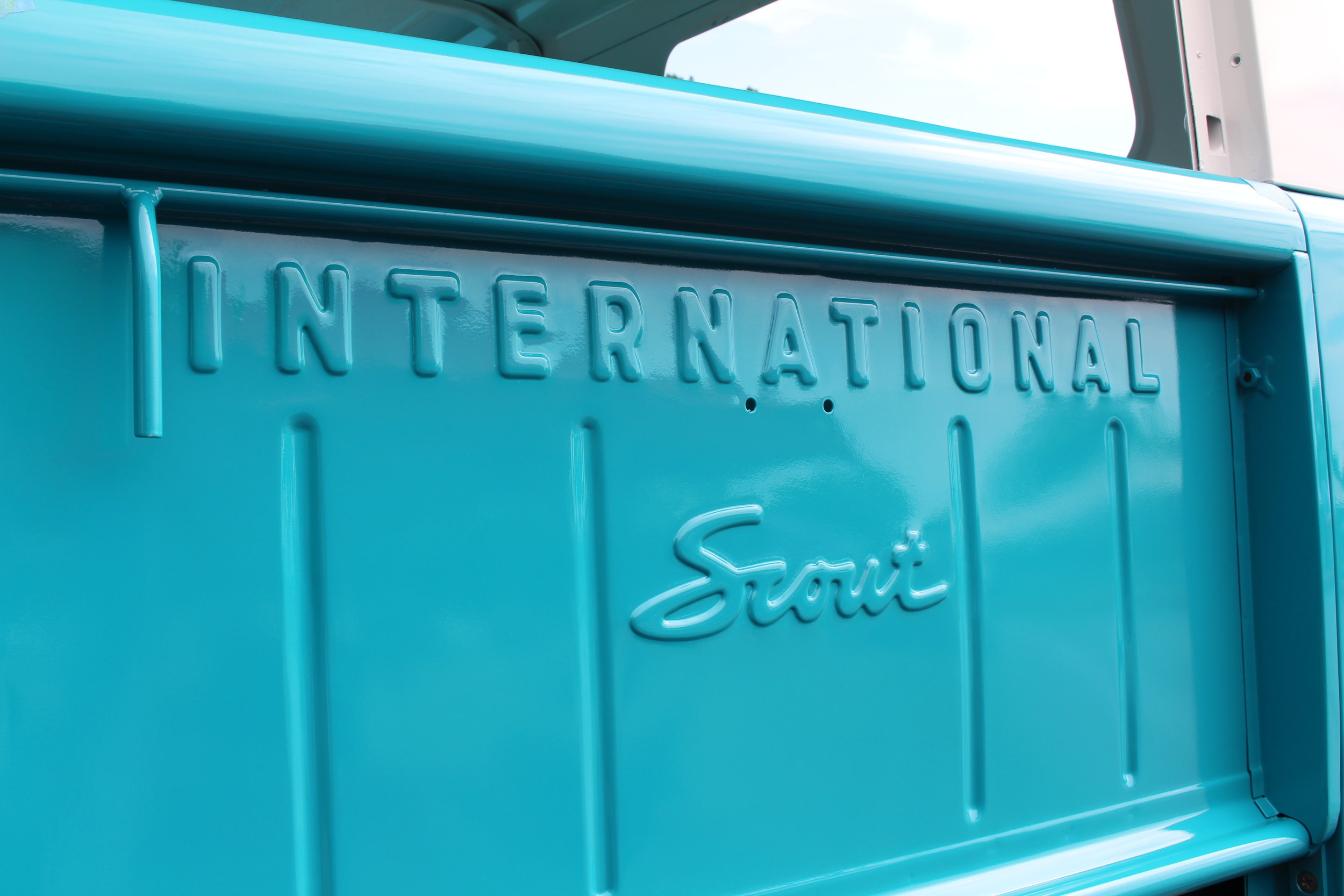 1968 International Harvester Scout