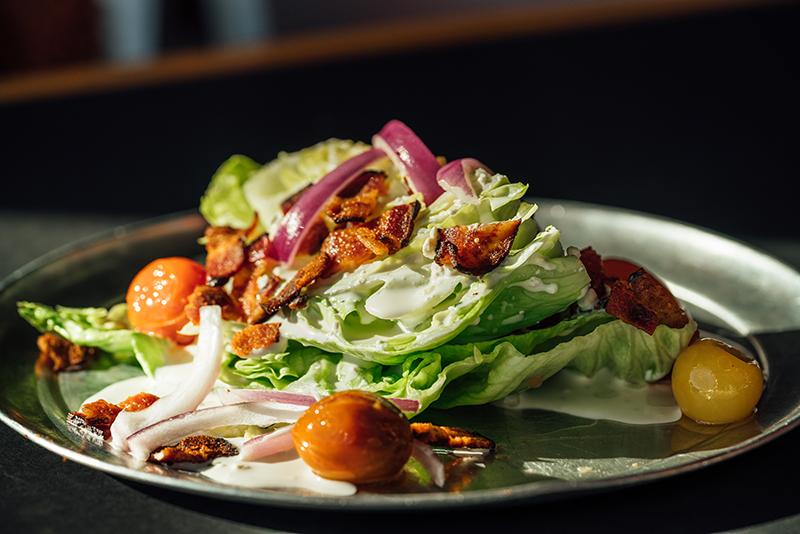 The Crafty Fox Wedge Salad