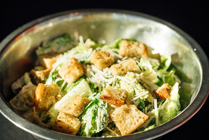 The Crafty Fox Salad