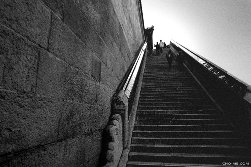 Stairway to Palace