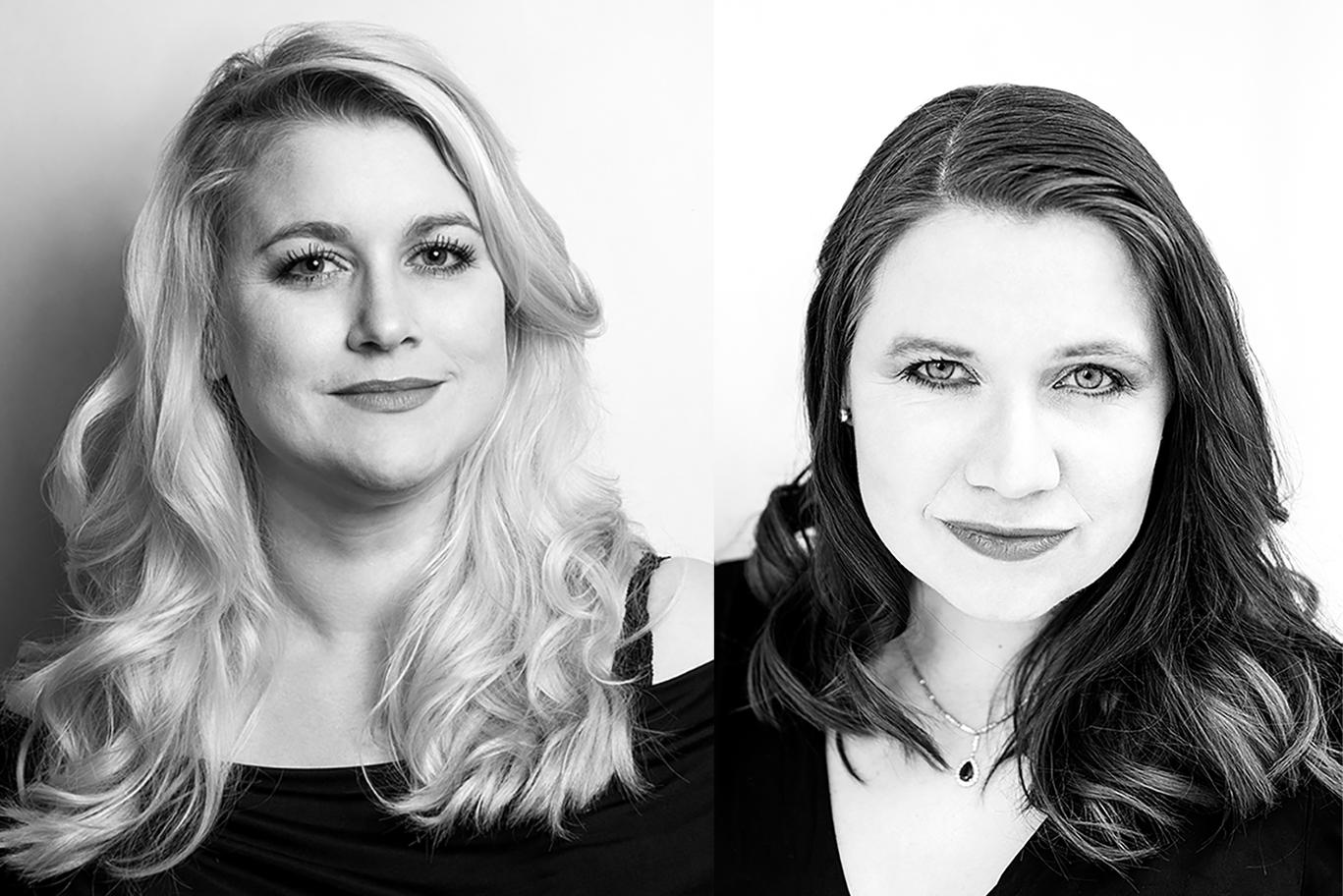Kunstneriske ledere - Grethe Børsum og Heidi Trettøy Simonsen