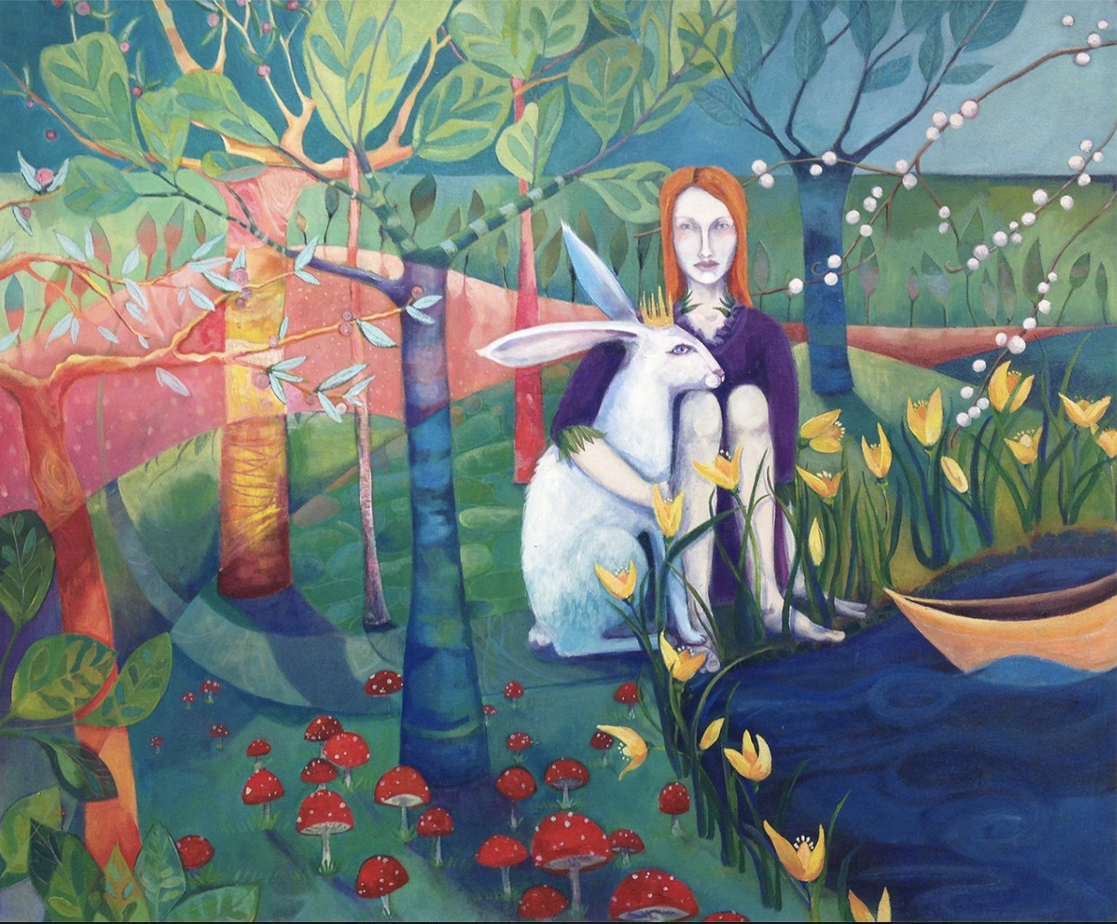 Vonni Sparks-Docter  See more of Vonni's paintings at:  Gallery NIne Website