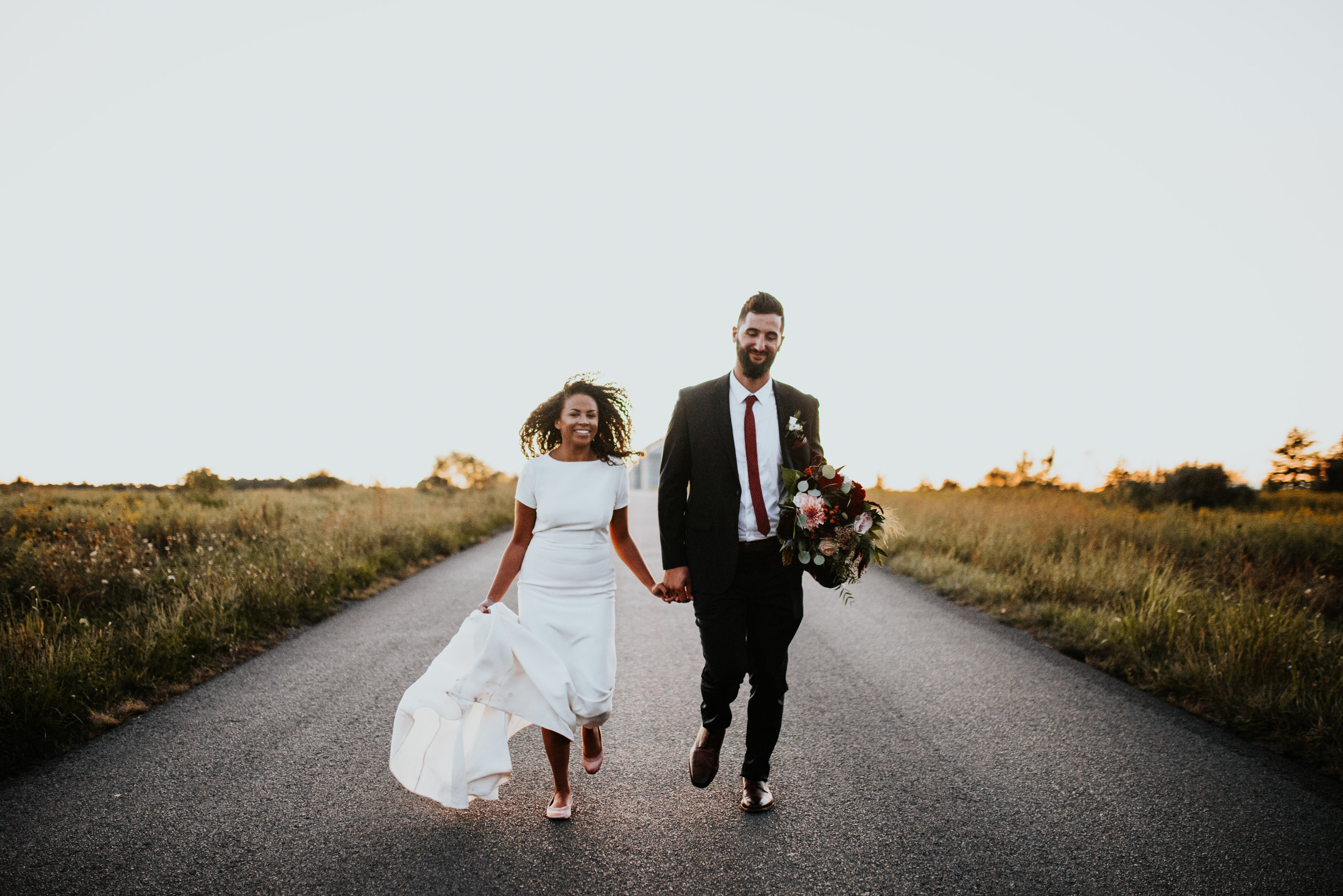 Bianca + Andy// Pennsylvania Wedding