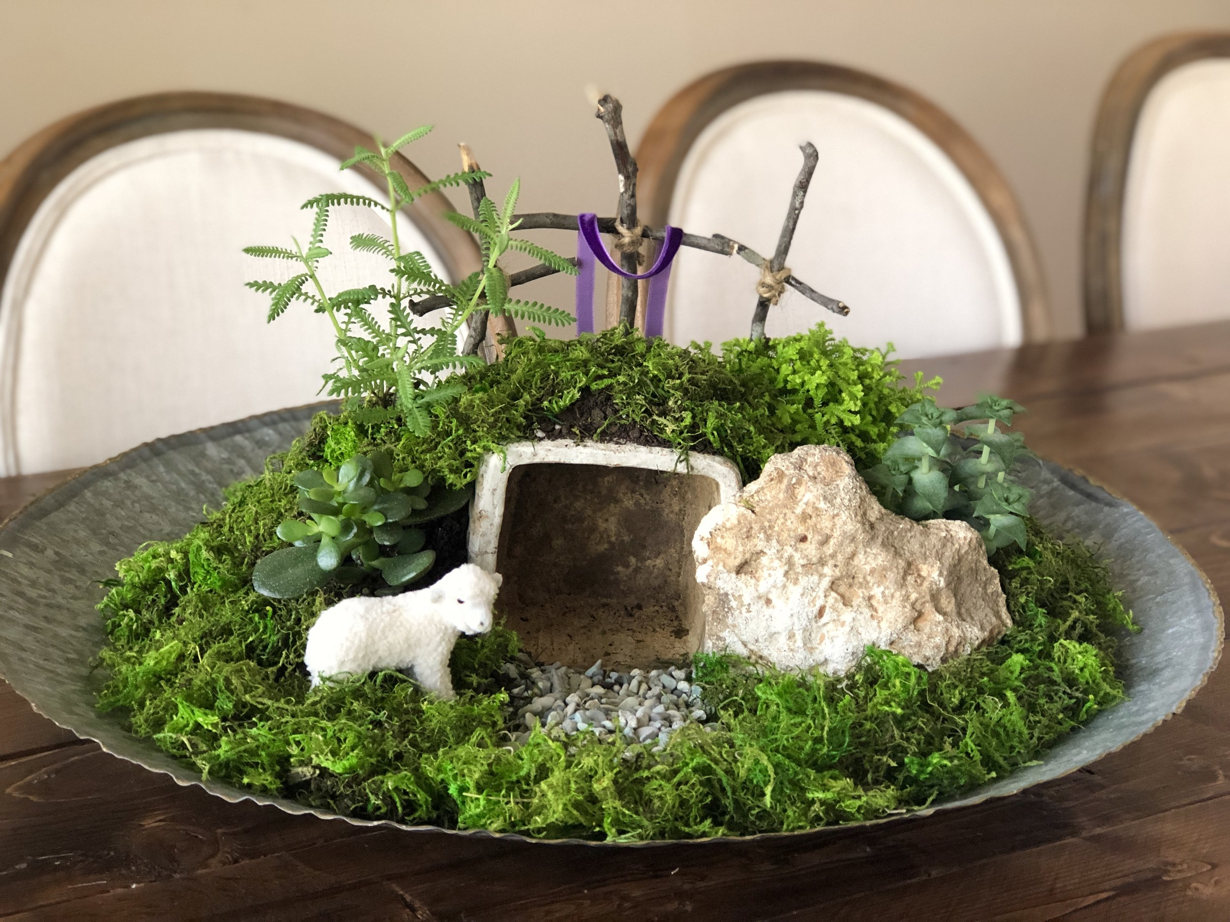 Resurrection Garden from Calabash Card Co.