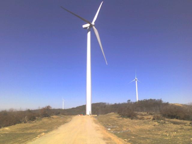 Beech Ridge Wind Farm, WV