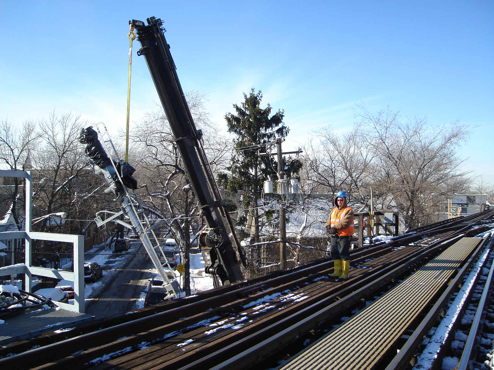 Dearborn/Congress/Kennedy/Block 37 Control & Traction Power System Upgrades & Improvements