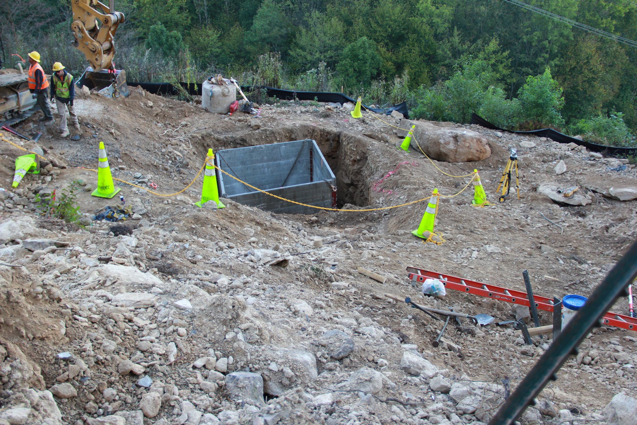 Kanawha Valley Area Improvements