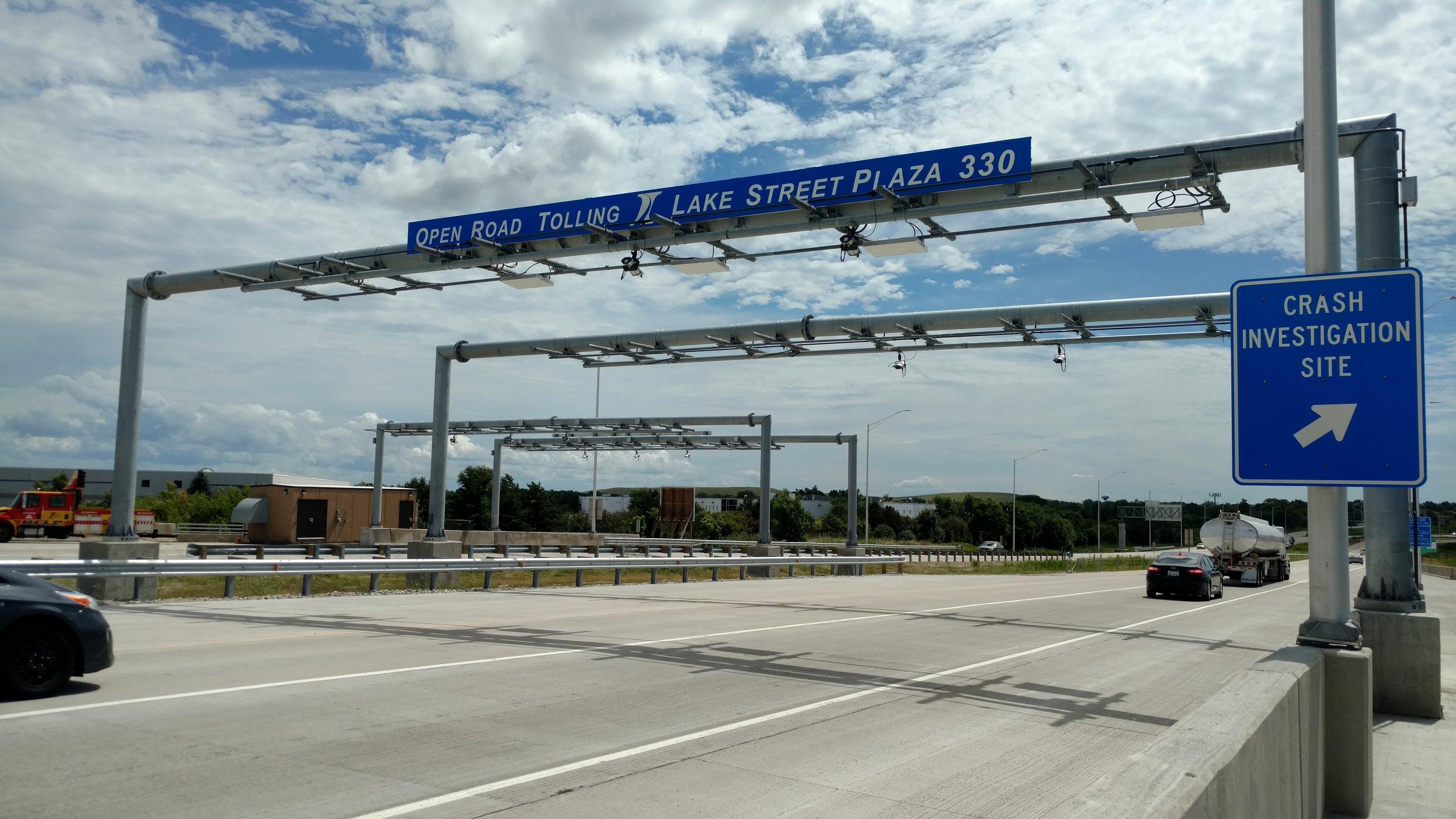 I-390 Tollway/Elgin-O'Hare Corridor