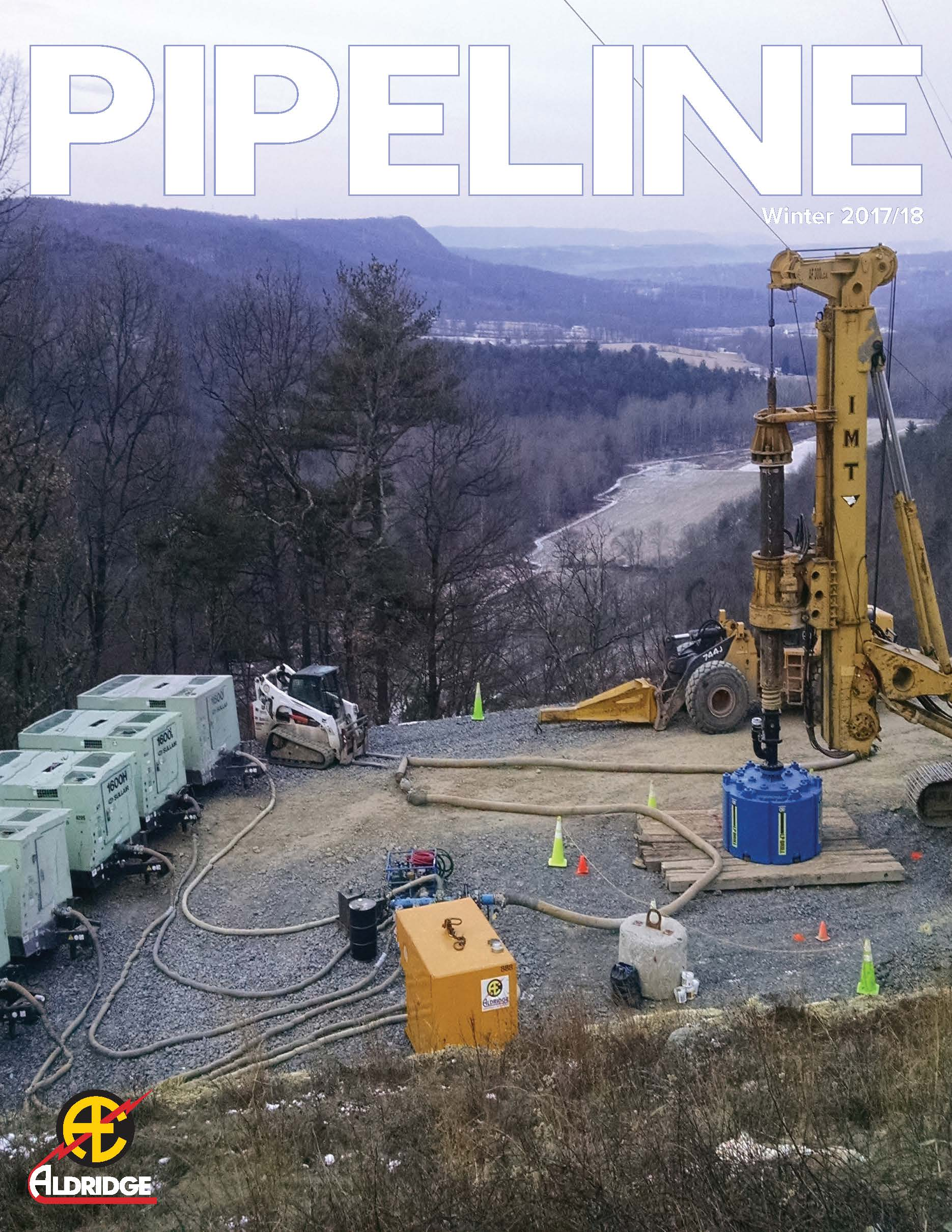 Winter 2017/18 Pipeline