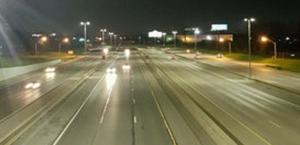 Detroit Metro Region Freeway Lighting Project