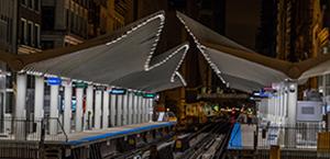 Washington/Wabash CTA Station