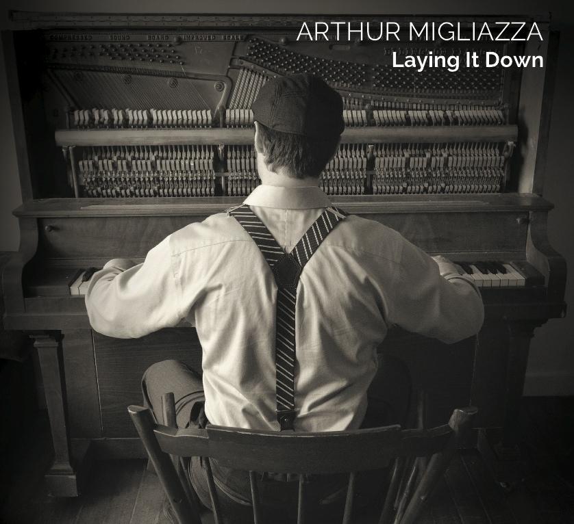 boogie woogie piano, arthur migliazza
