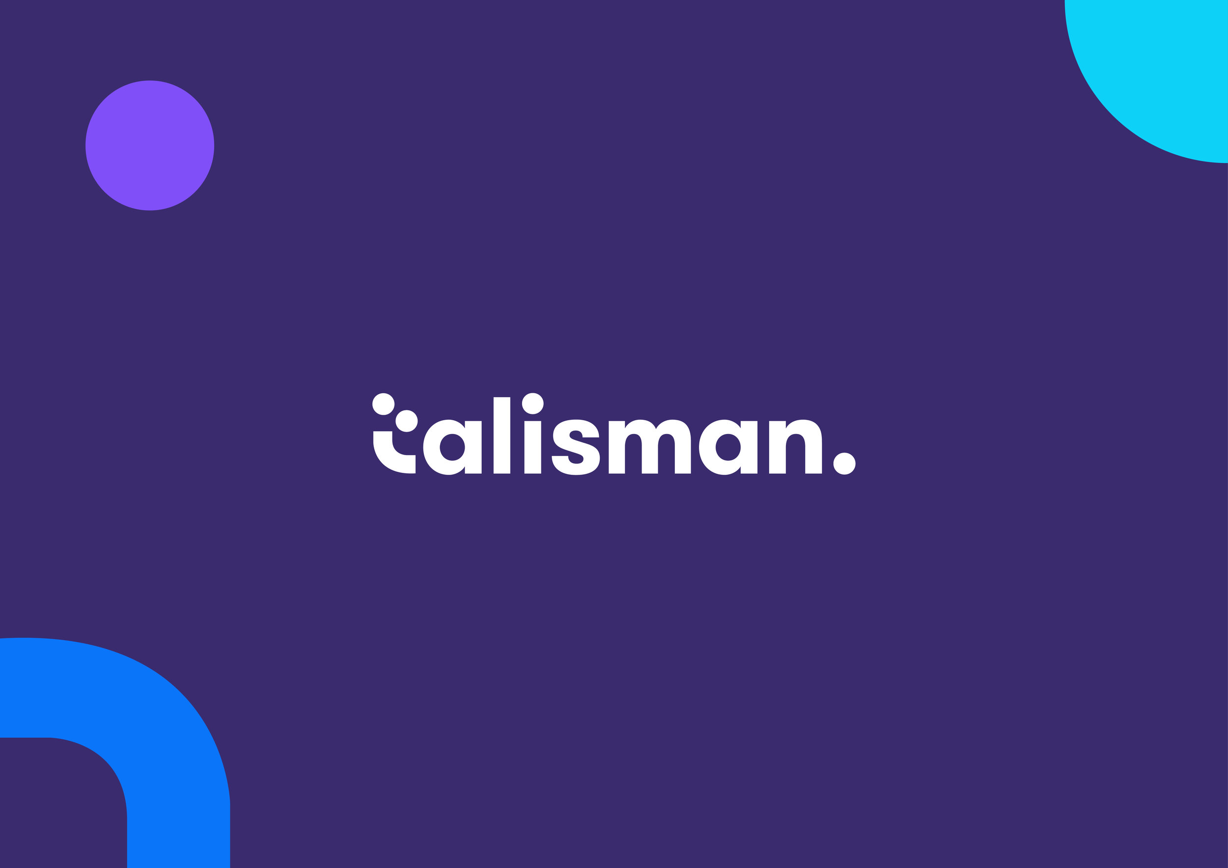 Talisman branding