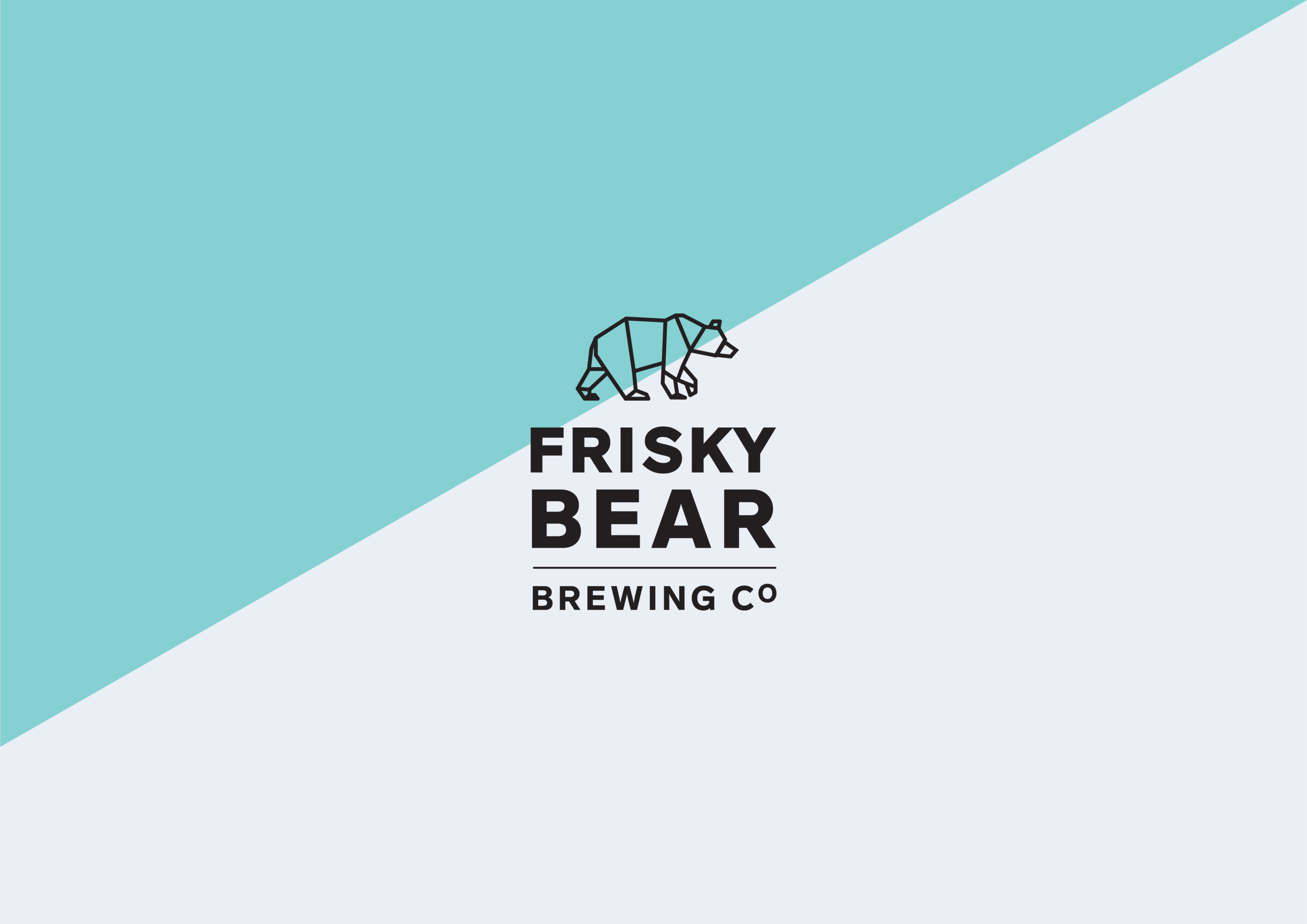 Frisky Bear craft beer branding 4.png