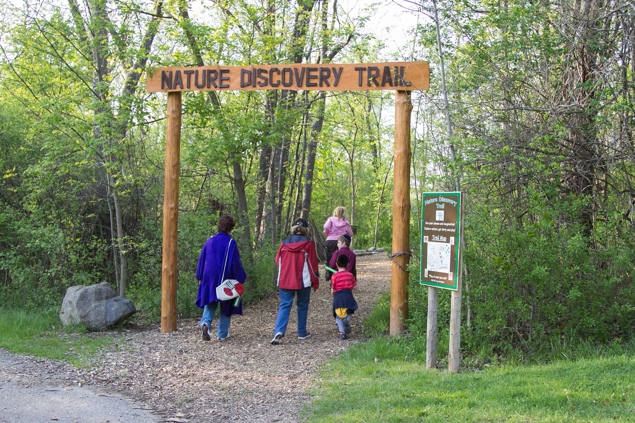 Nature Hike!