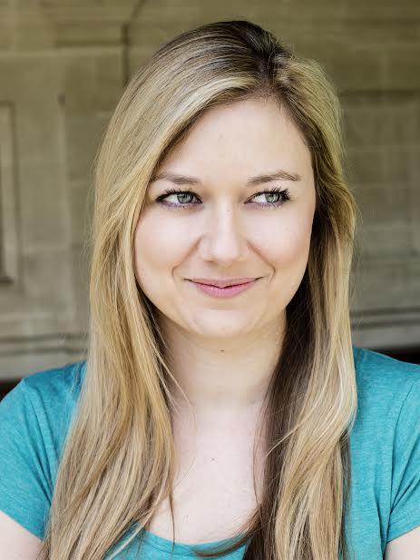 Katherine Webber - @kwebberwrites