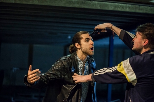 """""""This is gritty, immersive street drama that's meant to raise your adrenaline. It did.""""-   The Logic Escapes Me"""