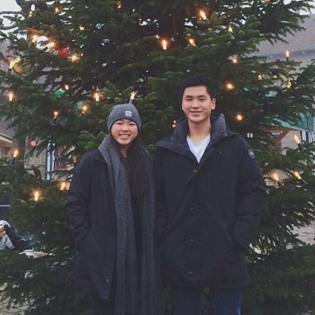 "Sigma Spotlight: @ianmlow Ian ""Lowe"" Low ""Row"" is a sophomore from riveting San Francisco, California, where his everlasting love for rowing began. His favorite holiday is Christmas (look at the picture) because he has a grand appreciation of the coniferous evergreen. He plans on majoring in Econ/Poli Sci doing half of his studies in each subject wow!! Is there anything this man can't do? No. He can do everything. So ask him to do anything and he can do it."
