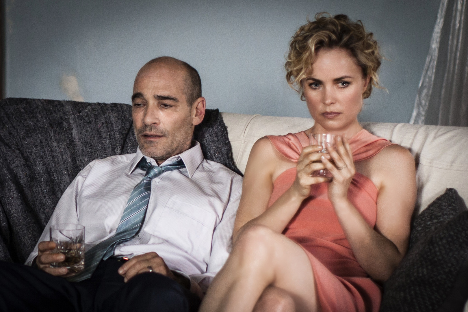 Photo 1 Ray_Jean-Marc_Barr__Iris_Radha_Mitchell_on_the_couch_Photo_-_Mark_Rogers.jpg