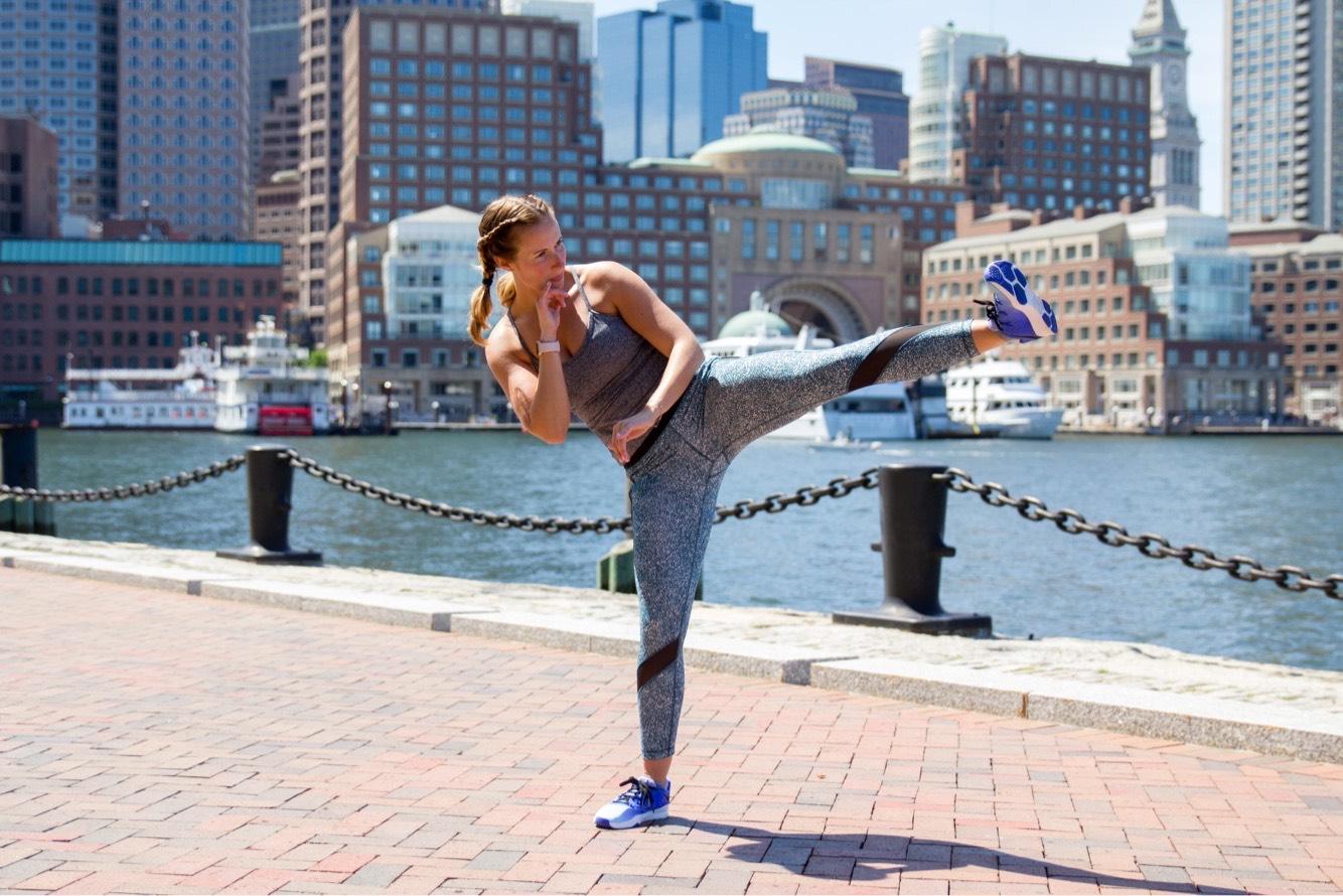 Melissa Perez - Kick It with Melissa: Park Lane Seaport, Boston,MAFollow her: @perezbutnothilton