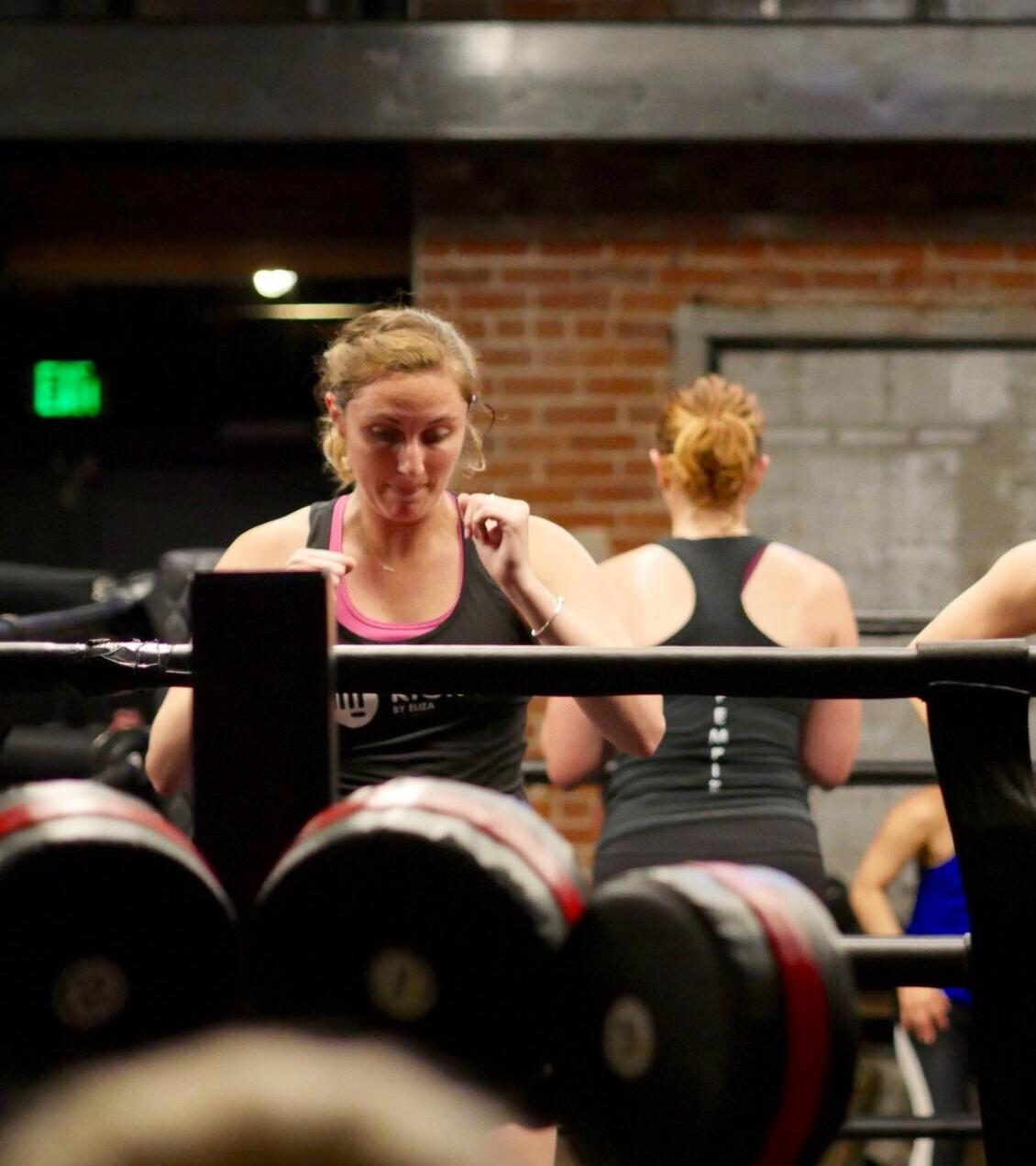 Janessa Barrett - Kick It with Janessa:Healthy Living Downtown,North Attleboro, MAFollow her:@janessabarrett